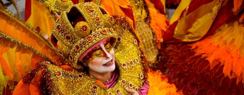 Carnaval 2013 - Escola de samba Rosas de Ouro