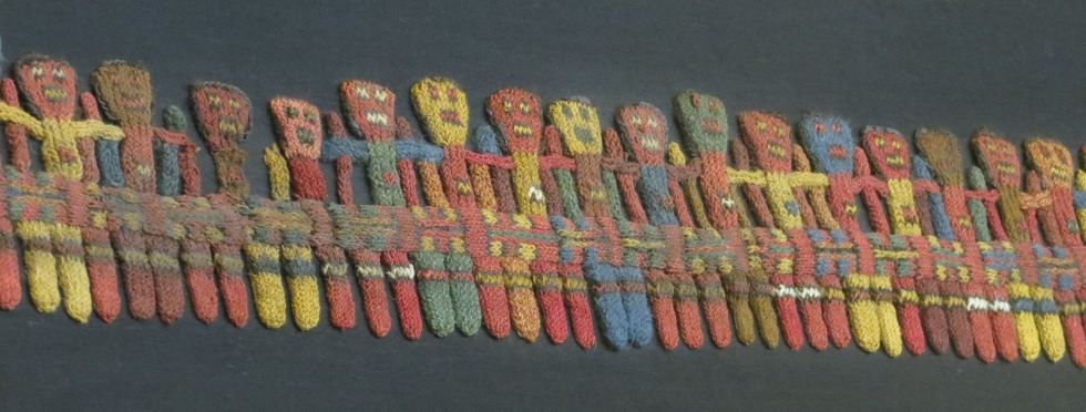 Quipu Puppet Figures