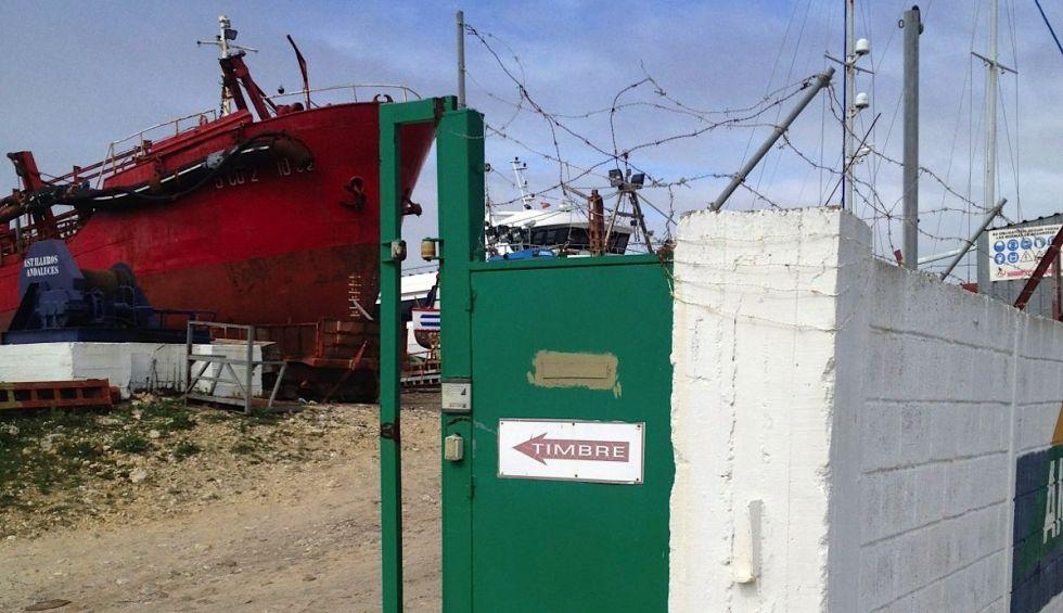 Shipyard Doorbell