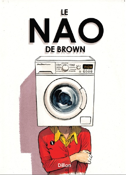 Le Nao de Brown critique lecture bandes dessinées