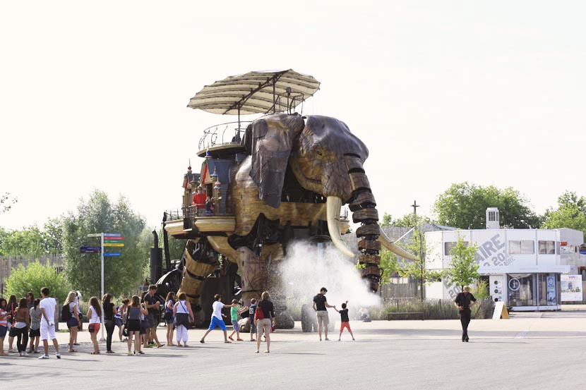 Voyage à Nantes Photo