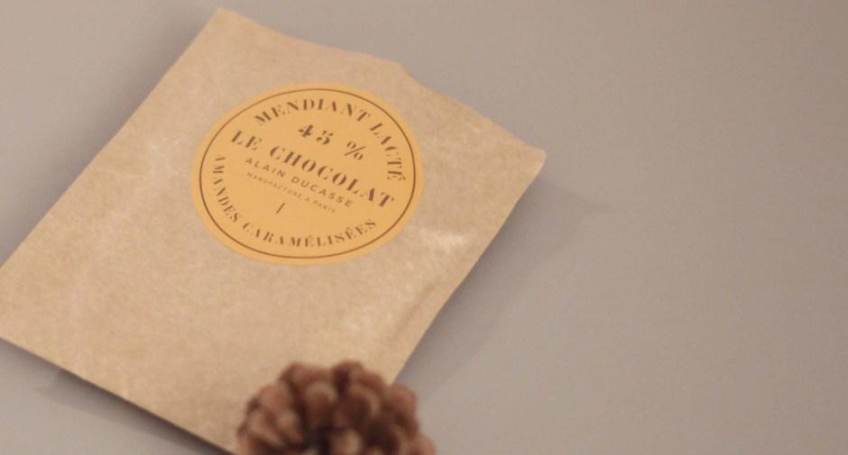 Le Chocolat, Alain Ducasse