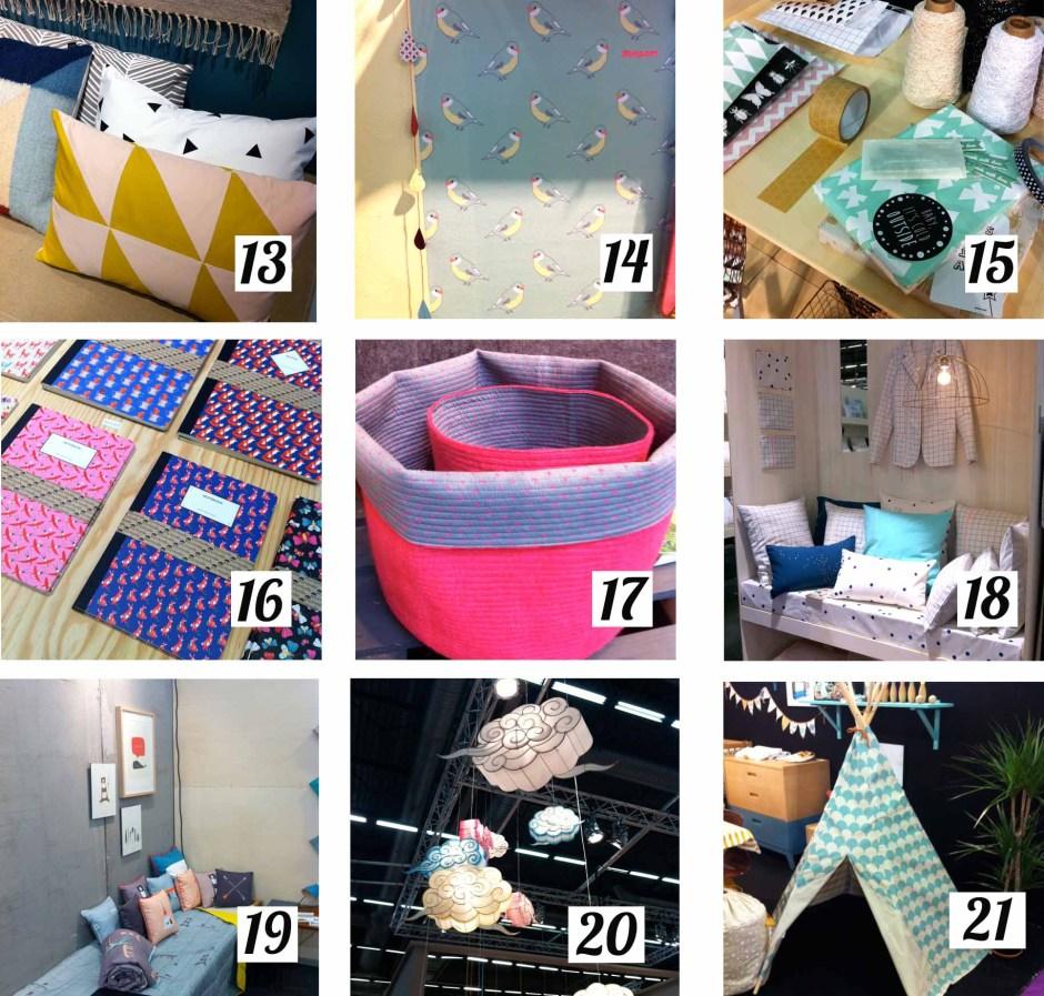 Tendances déco, Salon Maison et Objet 2014 par le blog esperluette