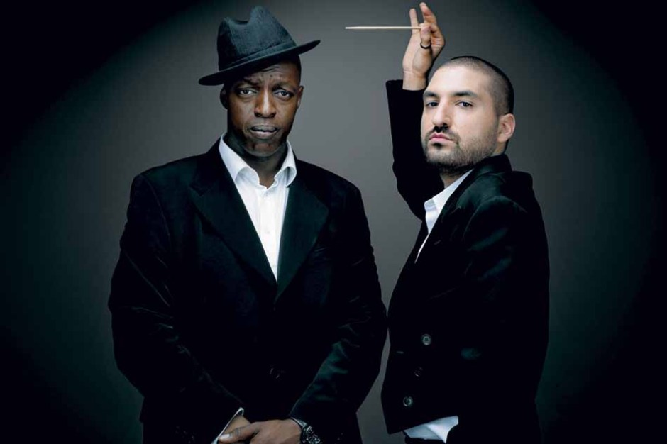 Au pays d'Alice, Ibrahim Maalouf & Oxmo Puccino