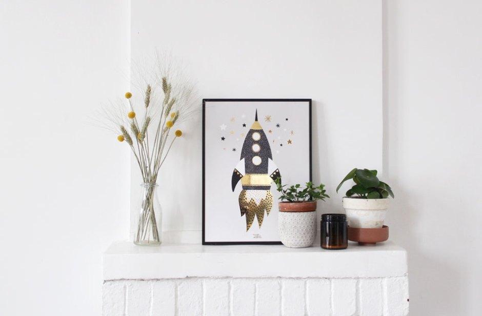 Les affiches Michelle Carlslund sur le eshop Esperluette