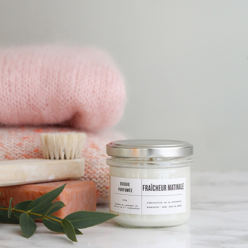 Les bougies naturelles Candlebox Provence