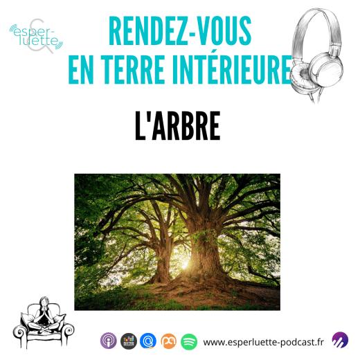 L'arbre - Rendez-vous en terre intérieure sur Esperluette Podcast