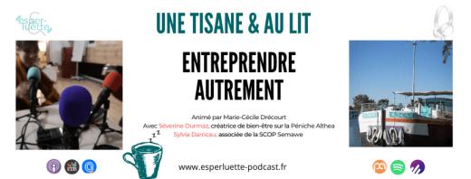 Entreprendre autrement - Esperluette Podcast
