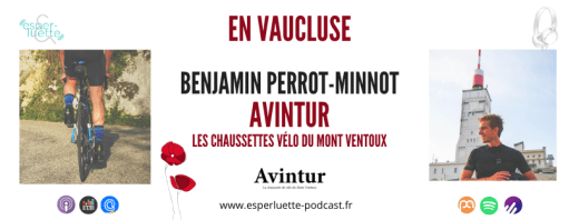 Benjamin Perrot Minnot - Avintur sur Esperluette