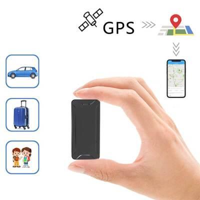 Mini localizador GPS con soporte imantado