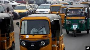 Image result for Tricycle operators kick against alleged ban in FCT