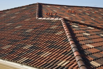 clay-tile-roofing Home