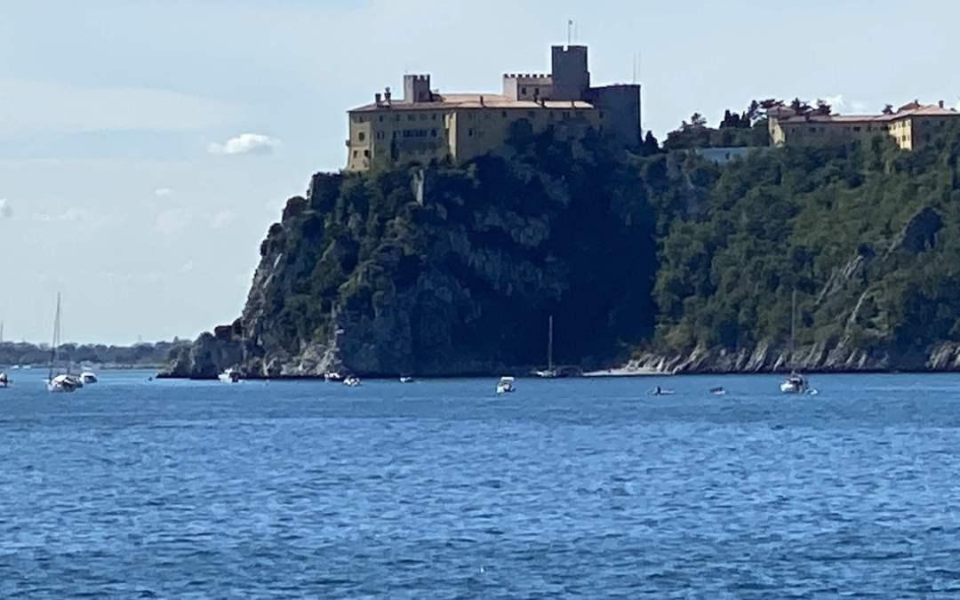 Esplora la costa di Trieste…Dal Mare