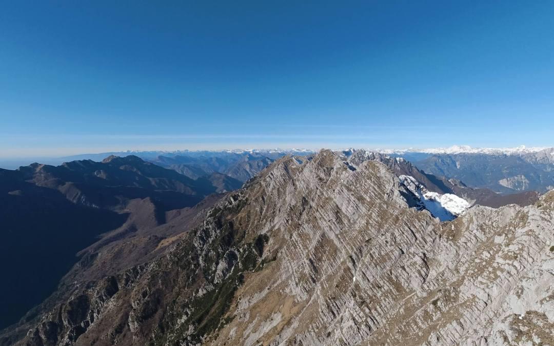 Escursione sulla Cima Ovest del Monte Musi