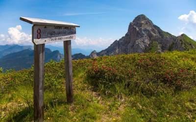 Ci lasciamo incantare dal Sentiero Tiziana Weiss?