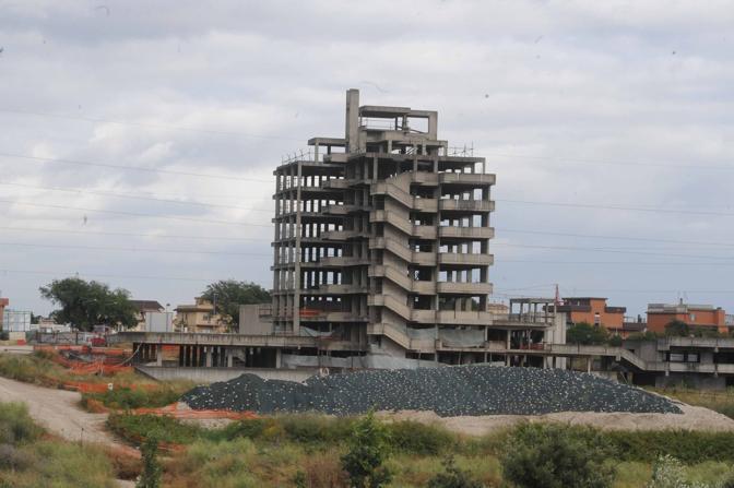 2010 Selva Candida, Casalotti (Roma) – Alitalia Building