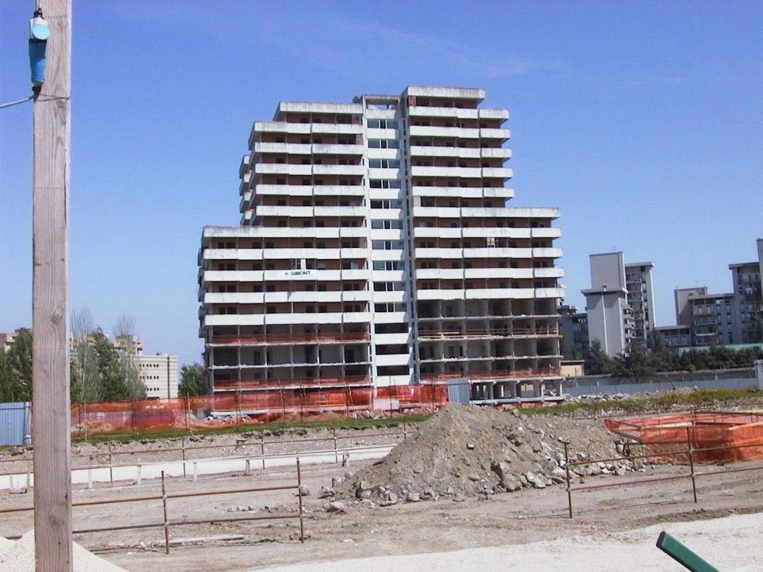 2003 Secondigliano (NA) – Vela H