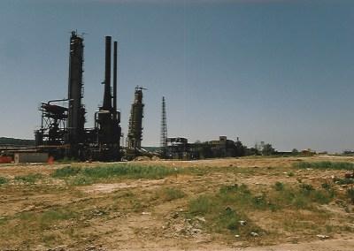 1996 Muggia (TS) – Ex raffineria Aquila