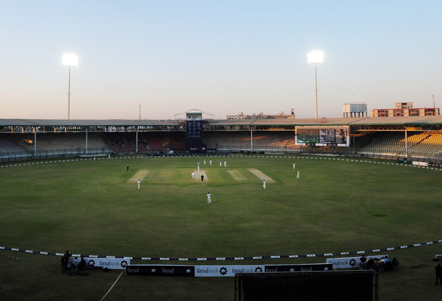 The National Stadium Karachi