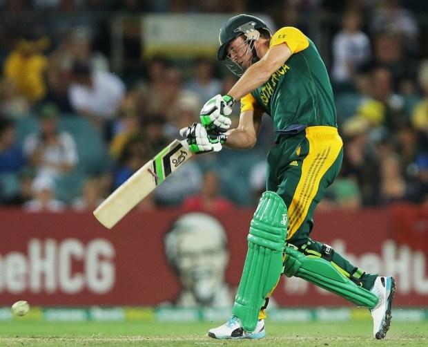 Australia vs South Africa 4th ODI