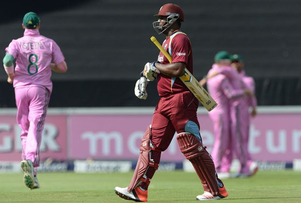 West Indies vs South Africa 3rd ODI