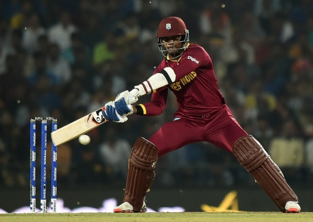 The chase was bumpy but this time Marlon Samuels delivered, anchoring with 43 off 44 balls as wickets fell at the other end. They needed nine off the final over and a towering six from Carlos Brathwaite ensured victory with two balls to spare. The win against South Africa made it three out of three