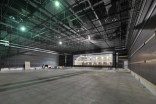 Construction of the new SportsCenter studio. (Rich Arden / ESPN Images)