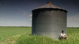 Travis Hamonic poses on a farm in his native Manitoba, Canada. (E:60)
