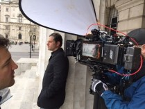 Besides filming in Vienna, Schaap also traveled to Switzerland, England, New York and Washington. (Michael Baltierra/ESPN)