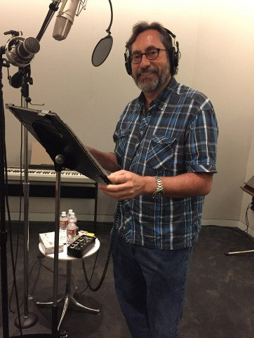 "Pixar director Bob Peterson (voice of the dog ""Dug"" from the film ""Up"") lends his voice to this baseball story 91 dog years in the making. (Photo courtesy E:60)"