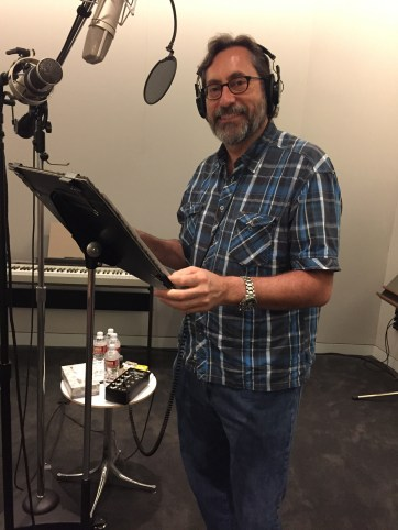 """Pixar director Bob Peterson (voice of the dog """"Dug"""" from the film """"Up"""") lends his voice to this baseball story 91 dog years in the making. (Photo courtesy E:60)"""