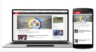 ESPN Argentina is one of six Spanish-language websites ESPN relaunched Dec. 1.