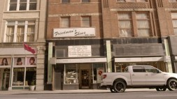 Friedman's Shoes in Atlanta became the destination for those seeking super-sized luxury footwear. (ESPN Films)
