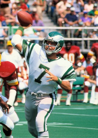 Legendary Eagles quarterback Ron Jaworski (Photo courtesy of the Philadephia Eagles)