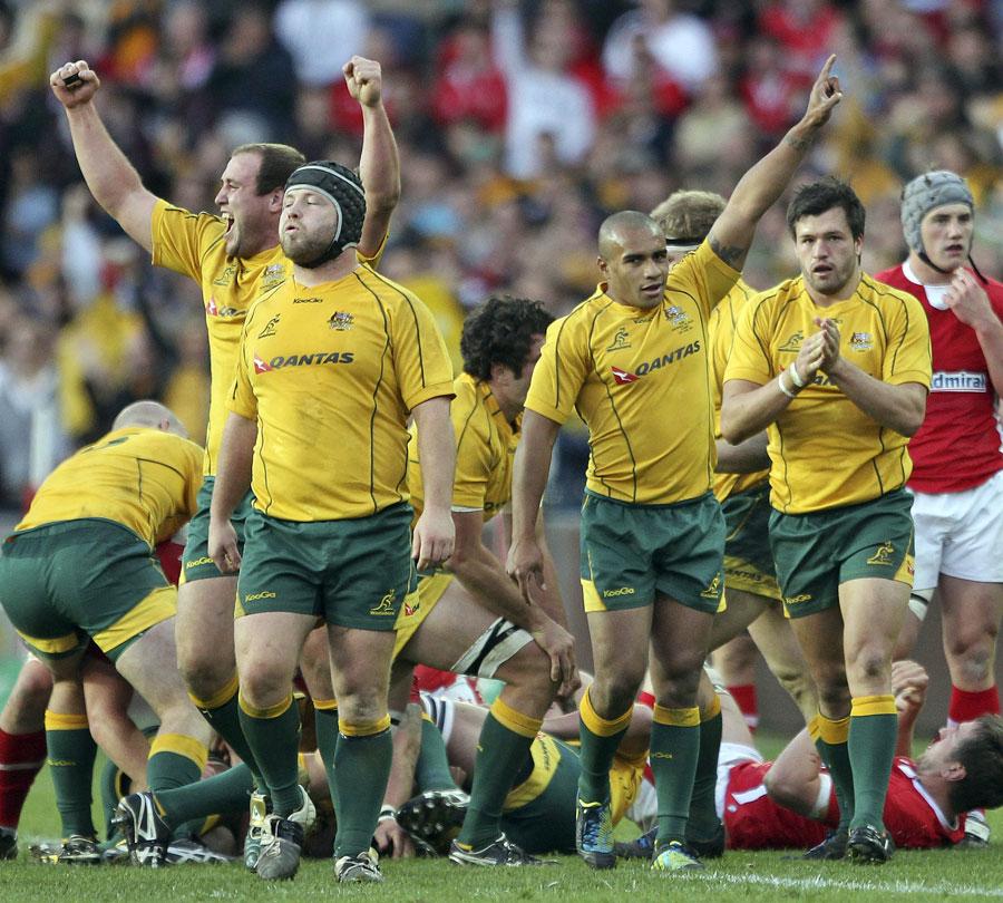 Ausztrália megint geniális mérkőzéseken van túl - forrás: espnscrum