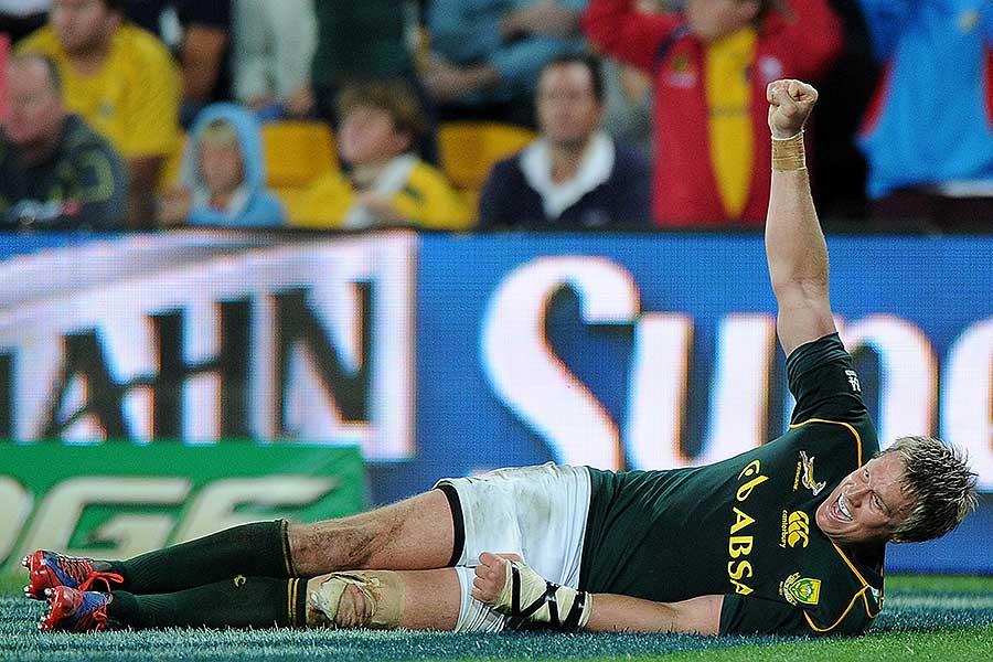 Jean de Villiers öröme a célja után