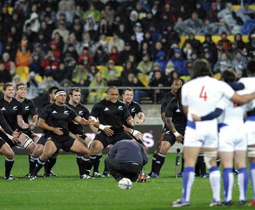 2009 és 2011 után ismét Új-Zélandon szerepelnek a franciák