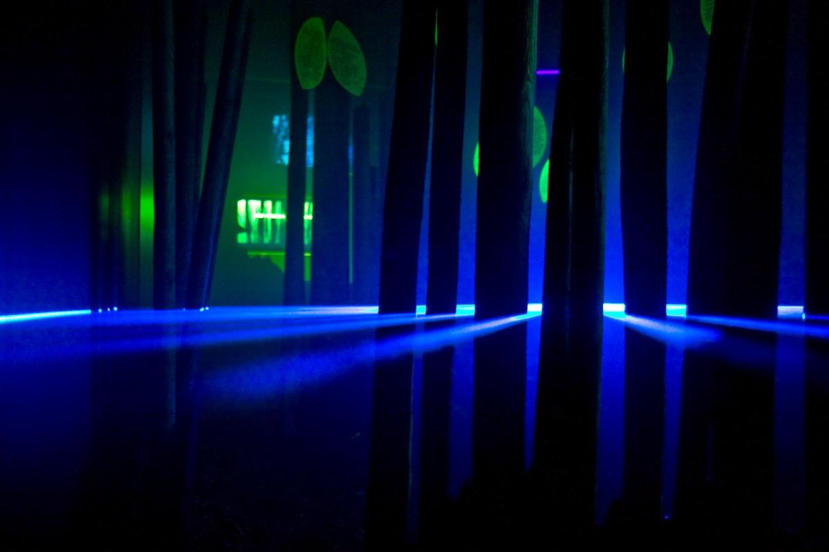 Marcello Zagaria, Laser Fuori Salone Milano 2008