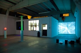 Veduta della mostra ON - Archivio Davide Coltro