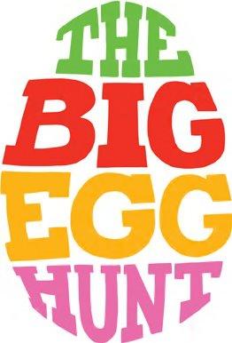The Fabergé Big Egg Hunt logo