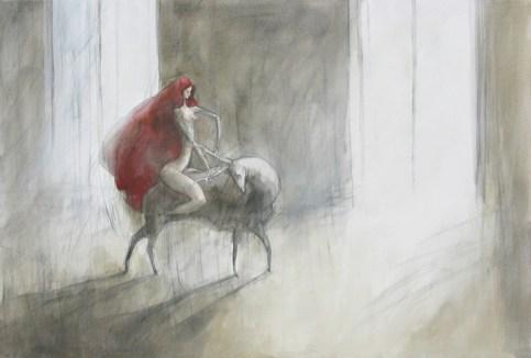 """Pomeriggio"", 2011, cm 90x60"