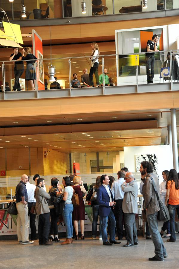 AAM - Arte Accessibile Milano - scorsa edizione - Foto di Samira Zuabi