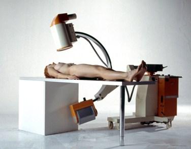 Alessia de Montis - T.A.C. - Trasformazione Armonica Cosciente, 2004. Galeria Rita Castellote