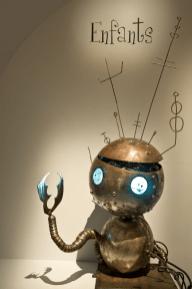Tim Burton, L'Exposition à La Cinémathèque française © Stéphane Dabrowski / La Cinémathèque française
