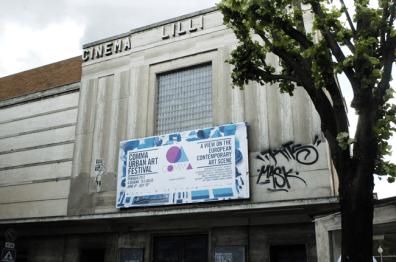 Comma - Urban Art Festival