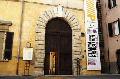 Palazzo Penna, Perugia   Comma - Urban Art Festival