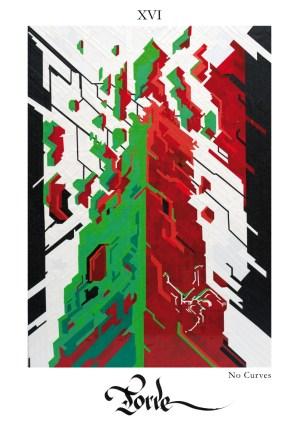 NoCurves, Torre - XVI, Muti Arcani, 2012