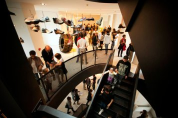 Nuovo spazio di Casso, inaugurazione Bilico. Foto: Giacomo De Donà