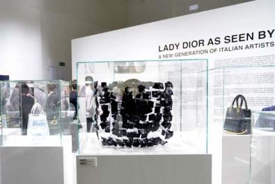 """Serata di inaugurazione della mostra """"Lady Dior As Seen By"""", Triennale Milano. Foto: Nuvola Ravera e Davide Pambianchi"""