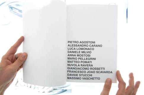 """Catalogo del premio """"Lady Dior As Seen By / A new generation of italian artists"""", Triennale Milano. Foto: Nuvola Ravera e Davide Pambianchi"""